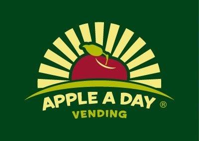 Apple-A-Day Vending Logo