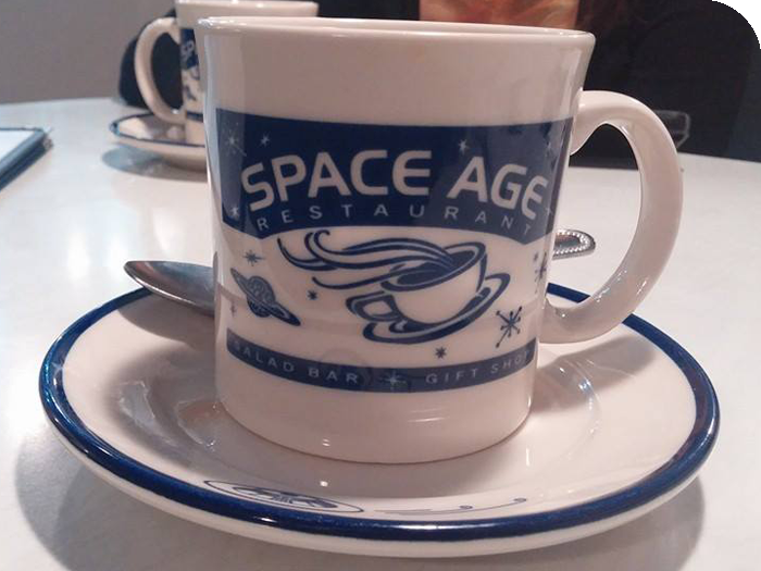 Space Age Coffee
