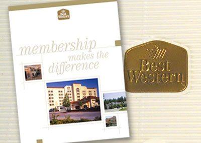 Best Western Membership Benefits Packet