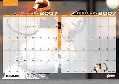 HEAD Penn Calendar