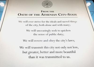 Athenian Oath