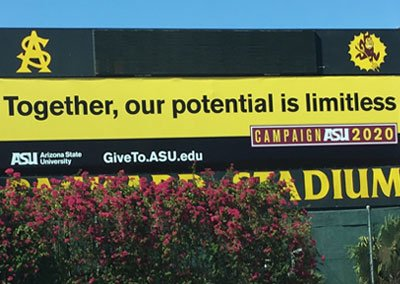 ASU Billboard