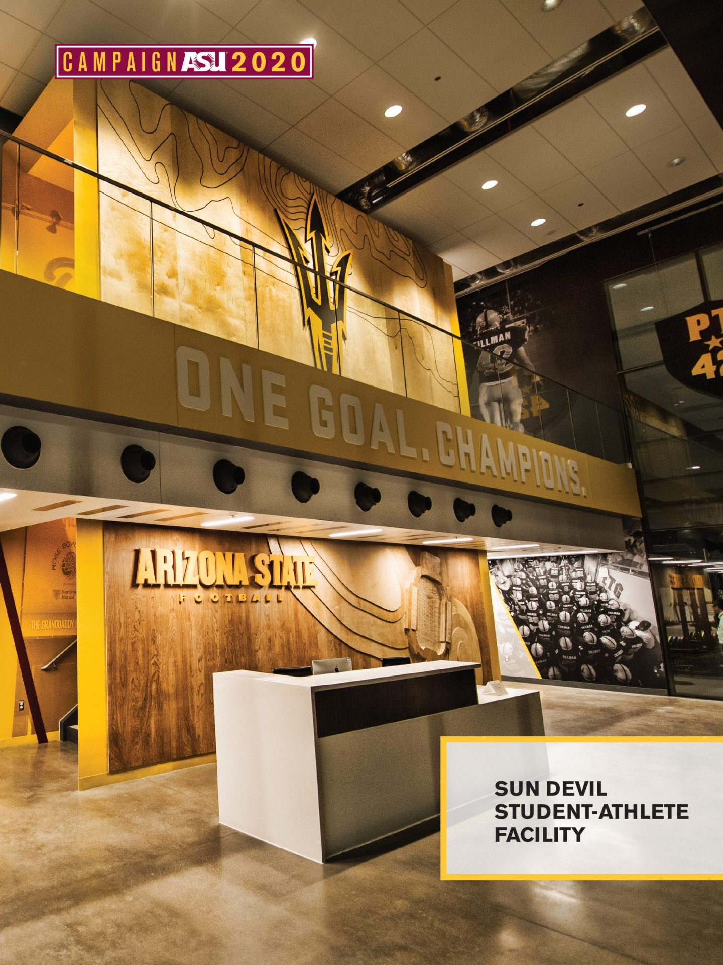 Sun Devil Student-Athlete Facility Case Statement