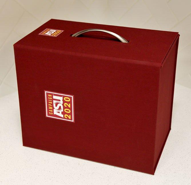 Campaign ASU 2020 presentation box