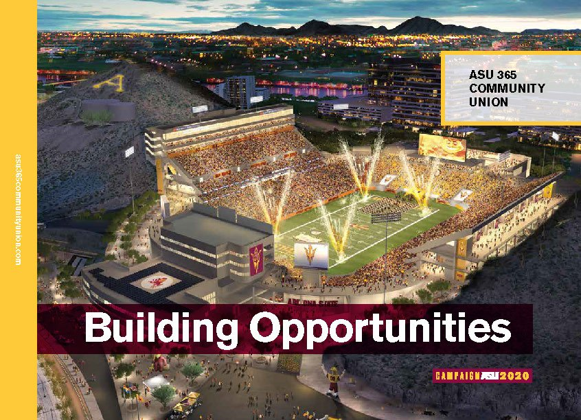 ASU 365 Community Union Building Opportunities page 1
