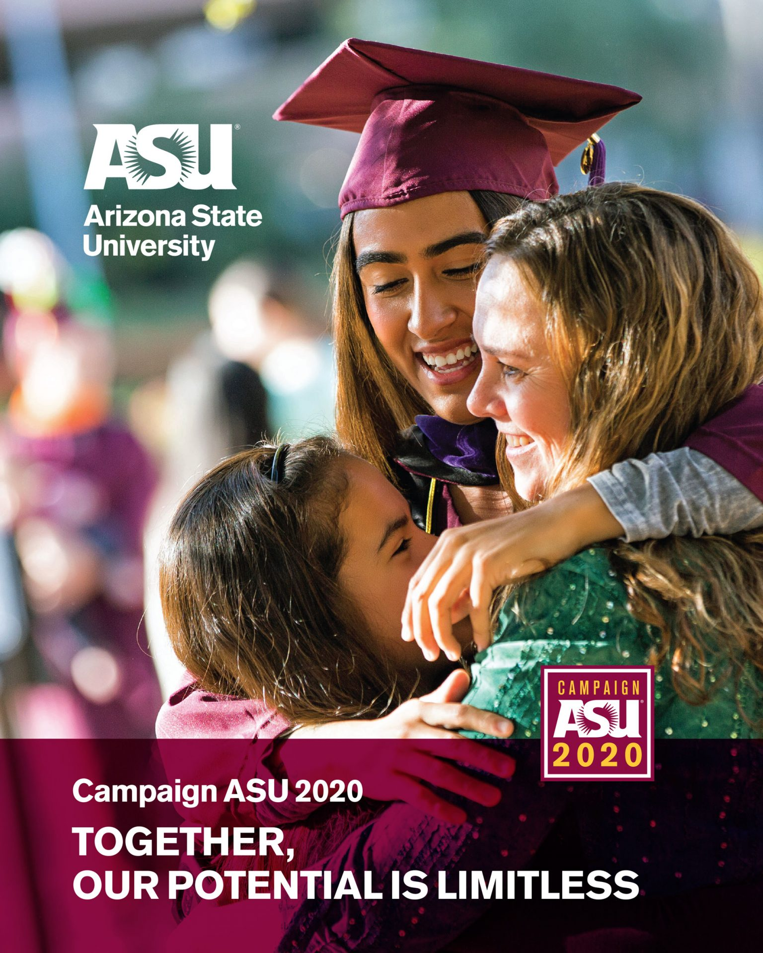 ASU Campaign 201 booklet