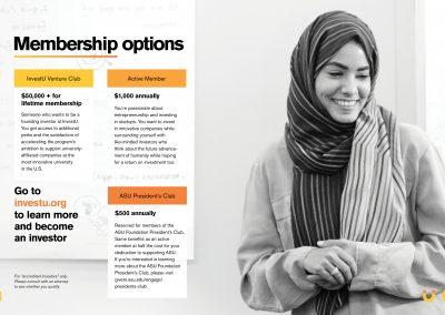 ASU InvestU Brochure