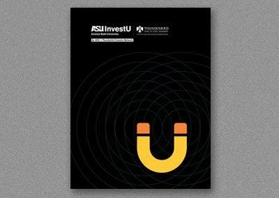 ASU InvestU Membership Brochure cover