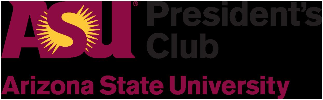 ASU President's Club logo