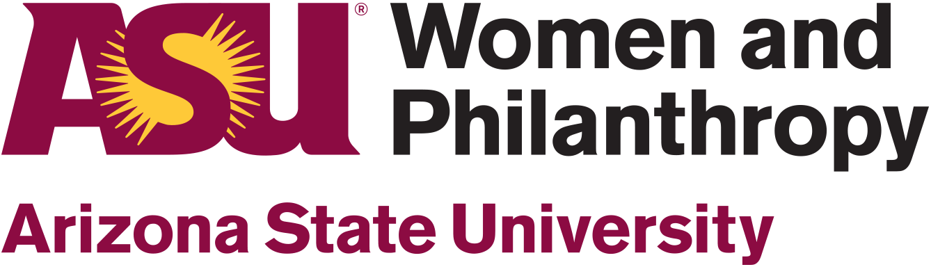 ASU Women and Philanthropy logo