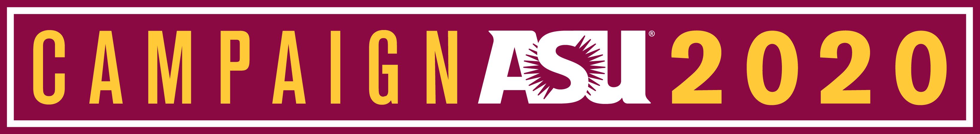 Campaign ASU 2020