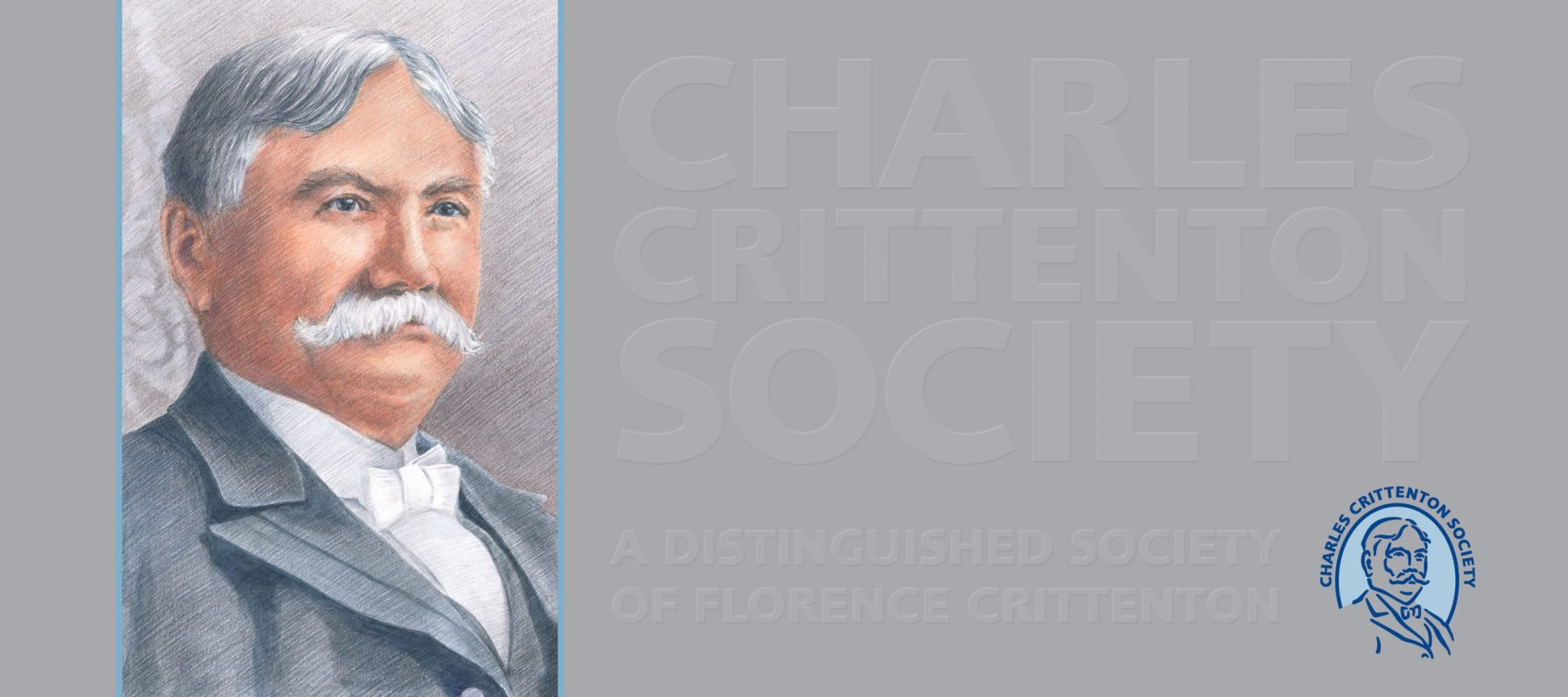 Charles Crittenton Society Front of Greeting Card