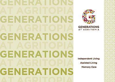 Generations at Agritopia Booklet Cover-Lori Pasulka
