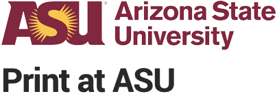 Print at ASU Logo