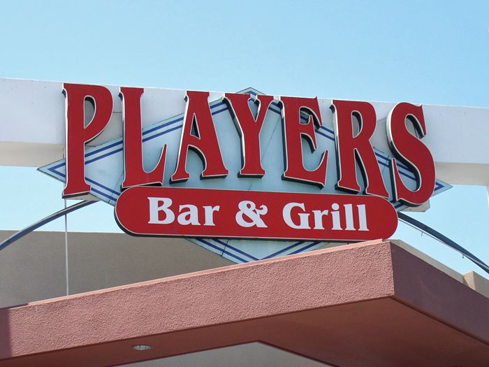 Original Players Sports Bar & Grill in San Diego