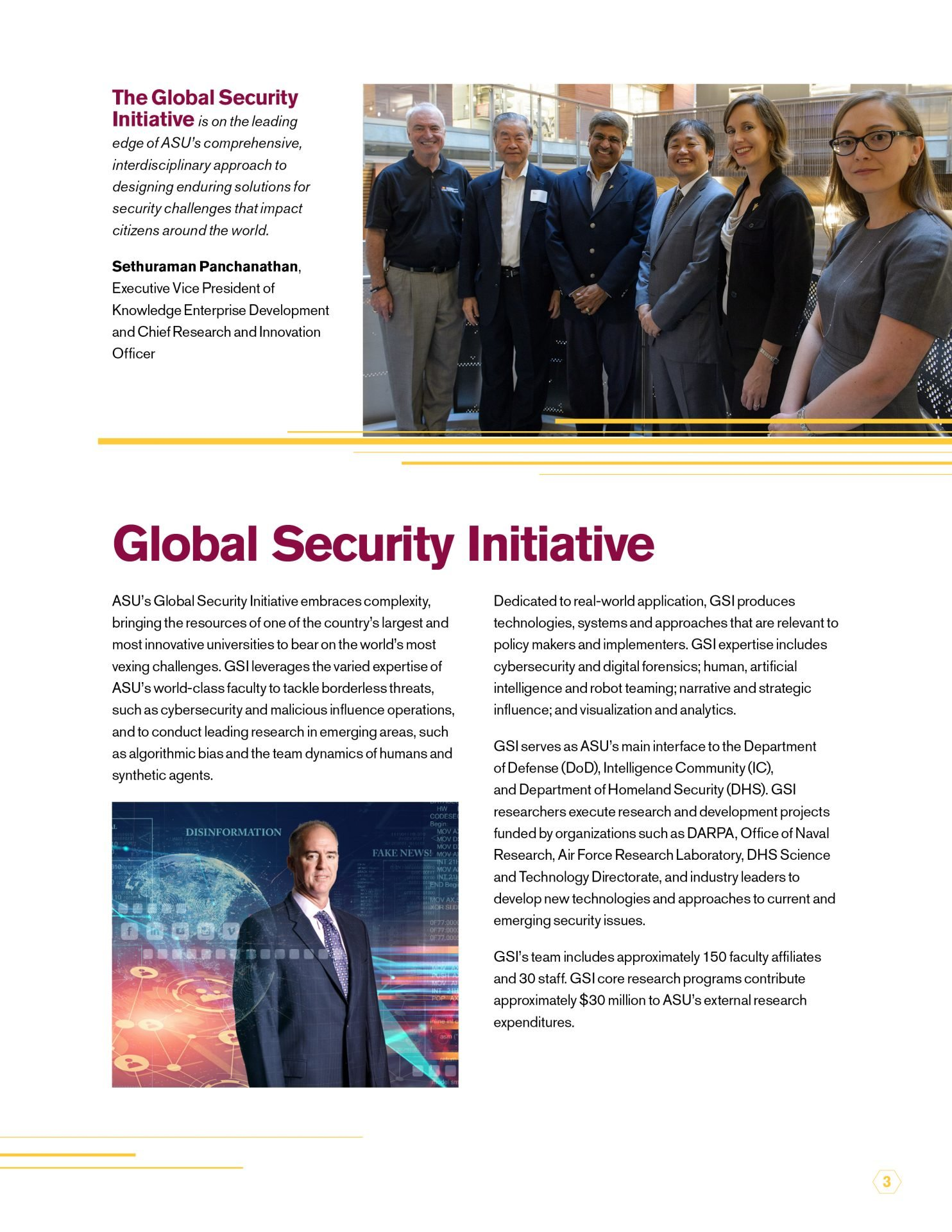 Global Security Initiative, page 3