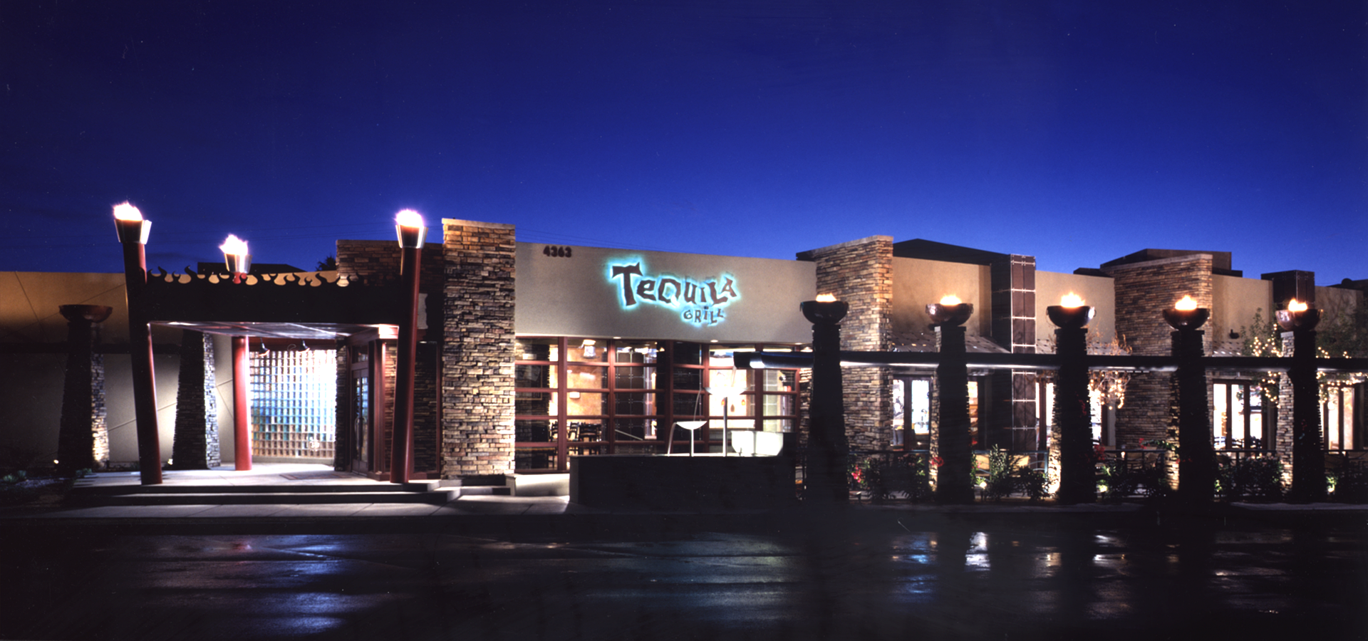 Tequila Grill exterior