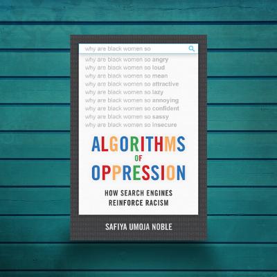 Algorithms of Oppression book image