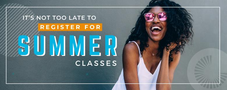 Register for Summer banner graphic